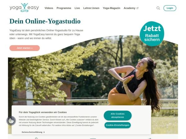 http://www.yogaeasy.de