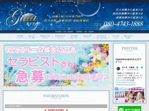 Screenshot of www.yoyogigaia.com