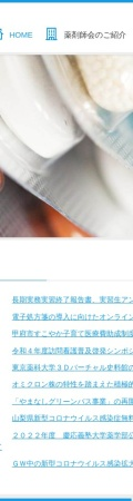 Screenshot of www.ypa.or.jp