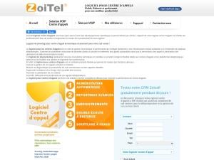 ZoiCall le logiciel centre d'appel !