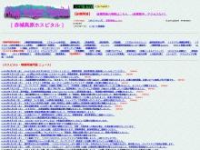 Screenshot of www2.wind.ne.jp