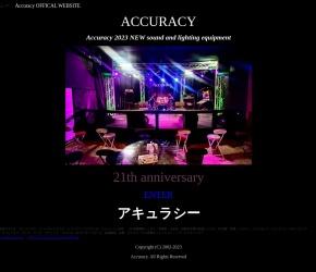 前橋Accuracy