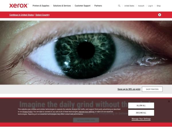 Review of xerox