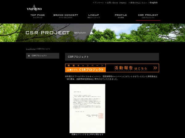 Screenshot of yamatoyo.com