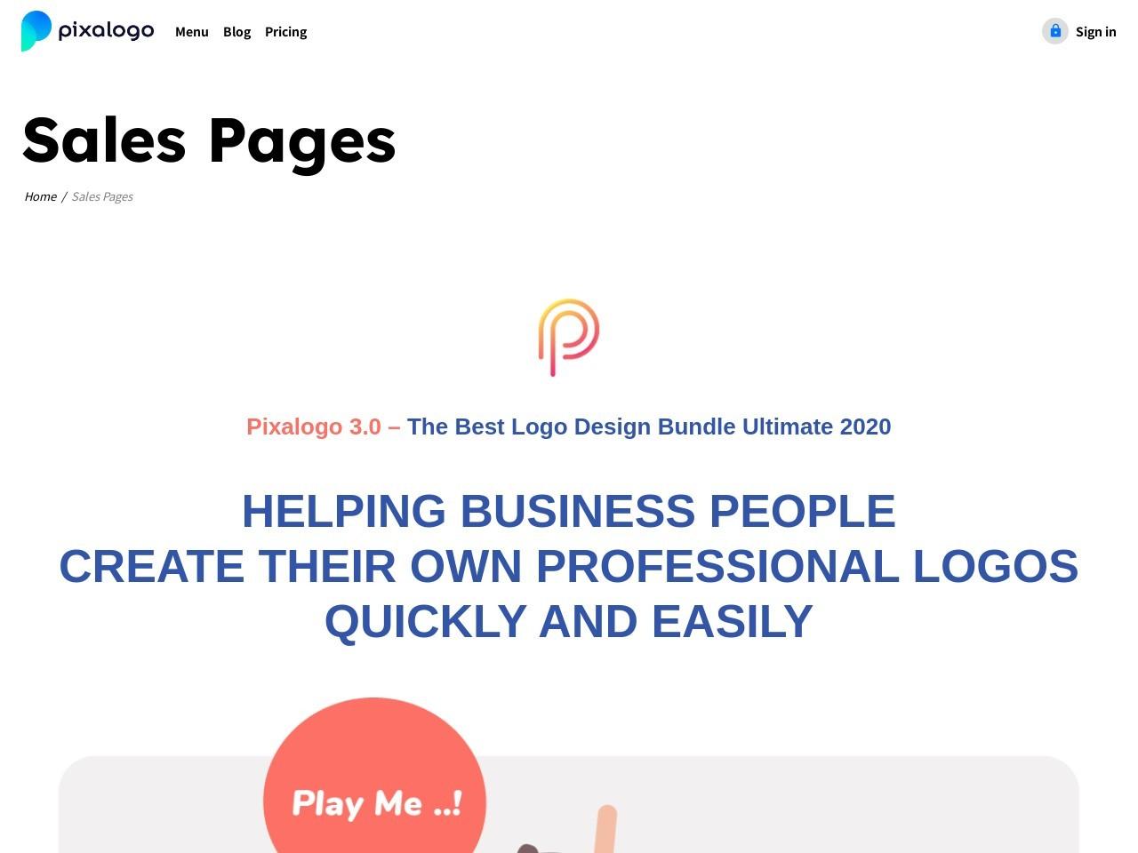 [GET] Pixa Logo   200 Brand New Logo Ultimate Bundle