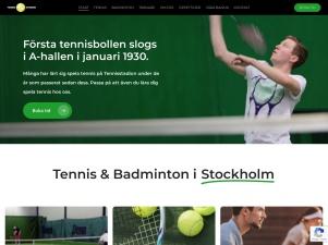 Tennisstadion - Tennis Stockholm - Tennis Stockholm - Spela