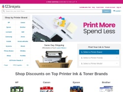123inkjets.com promo code and other discount voucher