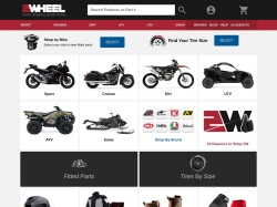 2 Wheel Part Supply promo code and other discount voucher