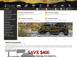 4WheelOnline.com promo code and other discount voucher