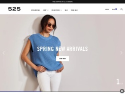 525 America promo code and other discount voucher