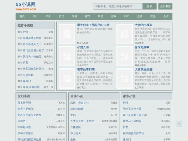 55小说网