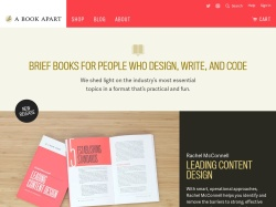 A Book Apart promo code and other discount voucher