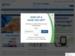 American Diabetes Wholesale promo code and other discount voucher
