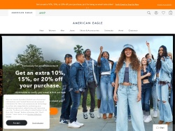 American Eagle Outfitters coupons