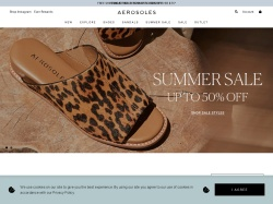 Aerosoles promo code and other discount voucher