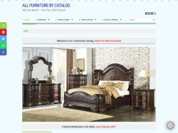 All Furniture By Catalog promo code and other discount voucher