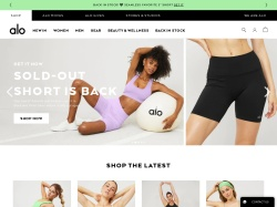 Alo Yoga promo code and other discount voucher