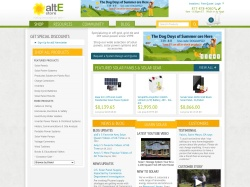 AltE Store promo code and other discount voucher