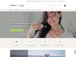 Healing Natural Oils promo code and other discount voucher