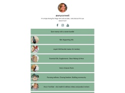 Amy Cornwell promo code and other discount voucher