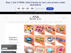 Ana Silver Co. coupons