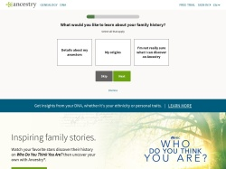 Ancestry promo code and other discount voucher