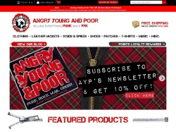 Angry Young And Poor promo code and other discount voucher