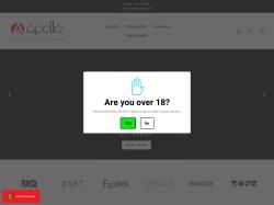 Apollo E-Cigs promo code and other discount voucher