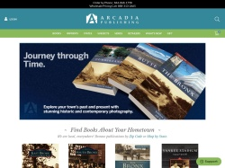 Arcadia Publishing promo code and other discount voucher