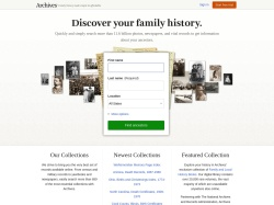 Archives.com promo code and other discount voucher