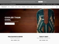 Ariat promo code and other discount voucher