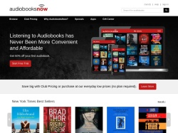 AudiobooksNow promo code and other discount voucher