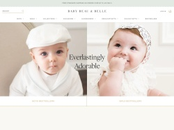 Baby Beau & Belle promo code and other discount voucher