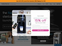 Baby Brezza promo code and other discount voucher