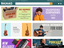 Bajaao promo code and other discount voucher