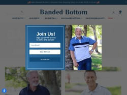 Banded Bottom promo code and other discount voucher