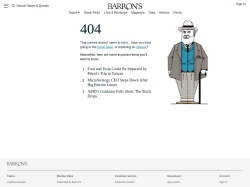 Barrons promo code and other discount voucher