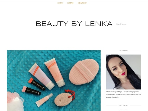Beauty By Lenka