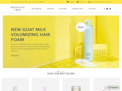 Beekman1802 promo code and other discount voucher