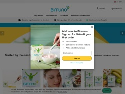 Bimuno promo code and other discount voucher