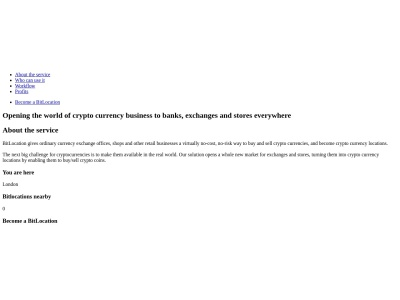 bitlocation.com SEO-rapport