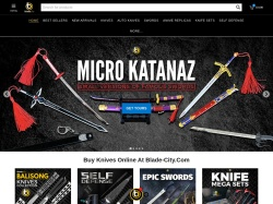 Blade City promo code and other discount voucher