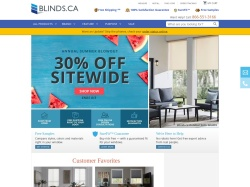 Blinds.CA coupons