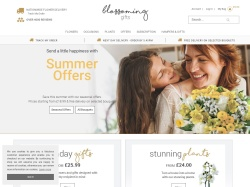 Blossoming Gifts promo code and other discount voucher