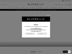 Bluebella promo code and other discount voucher