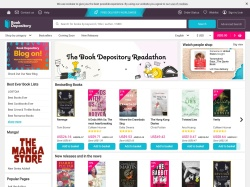 The Book Depository promo code and other discount voucher