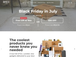 Breo Box promo code and other discount voucher