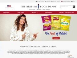 British Food Depot promo code and other discount voucher