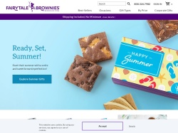 Fairytale Brownies promo code and other discount voucher