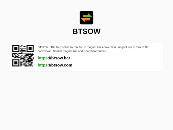 btsow.one网站缩略图
